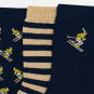 náhled 3 pair set of ski print socks for boy